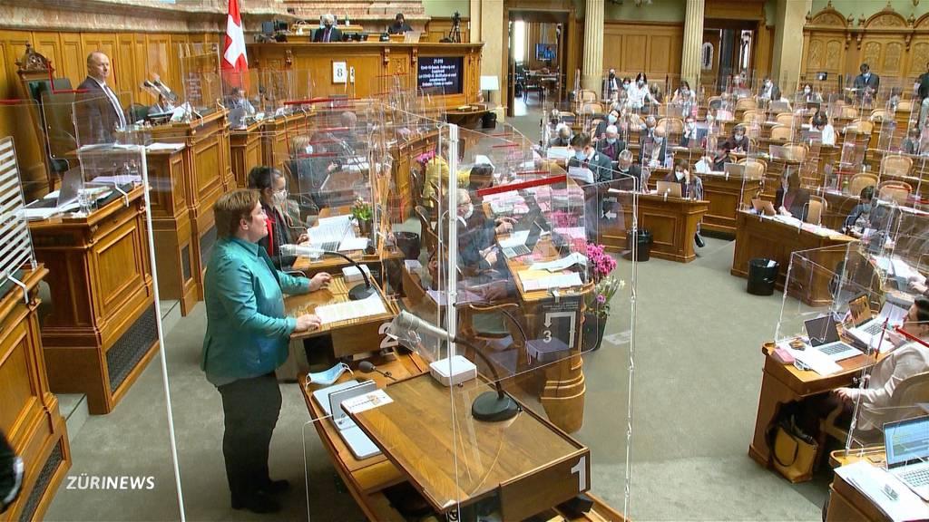 Covid-Debatte im Nationalrat: Über Restaurant-Öffnungen und Wirtschaftshilfen