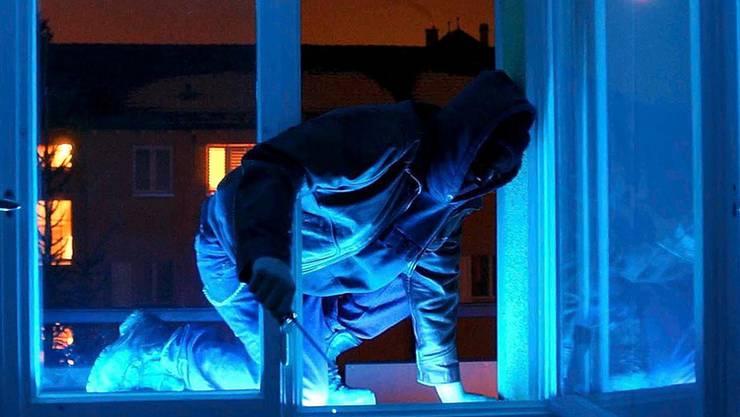 In vielen Häusern haben Einbrecher immer noch leichtes Spiel.