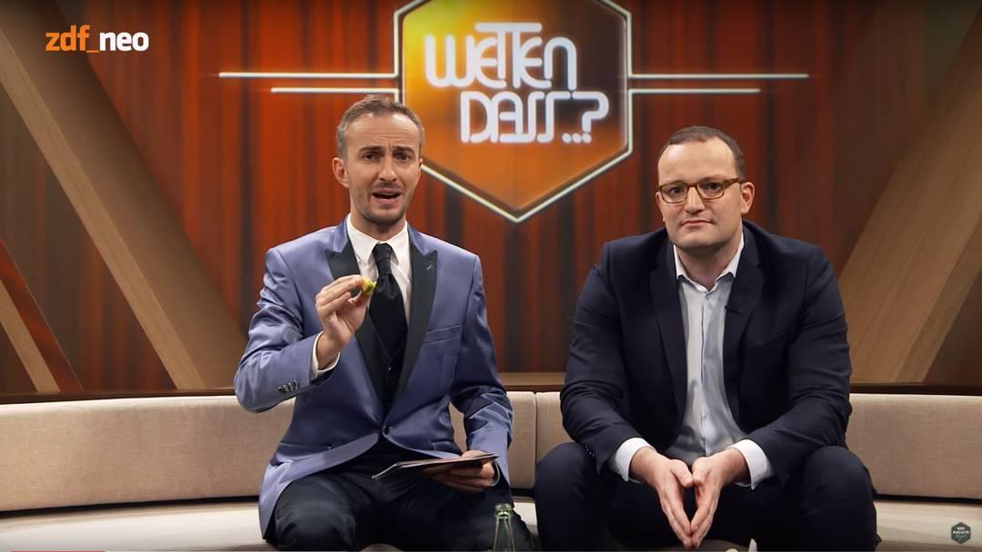 DJ Bobo – Hip Hop-Medley bei Wetten dass...?  | NEO MAGAZIN ROYALE mit Jan Böhmermann - ZDFneo