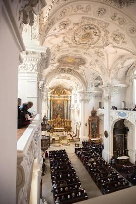 Die Kirche erstrahlt im neuen Glanz