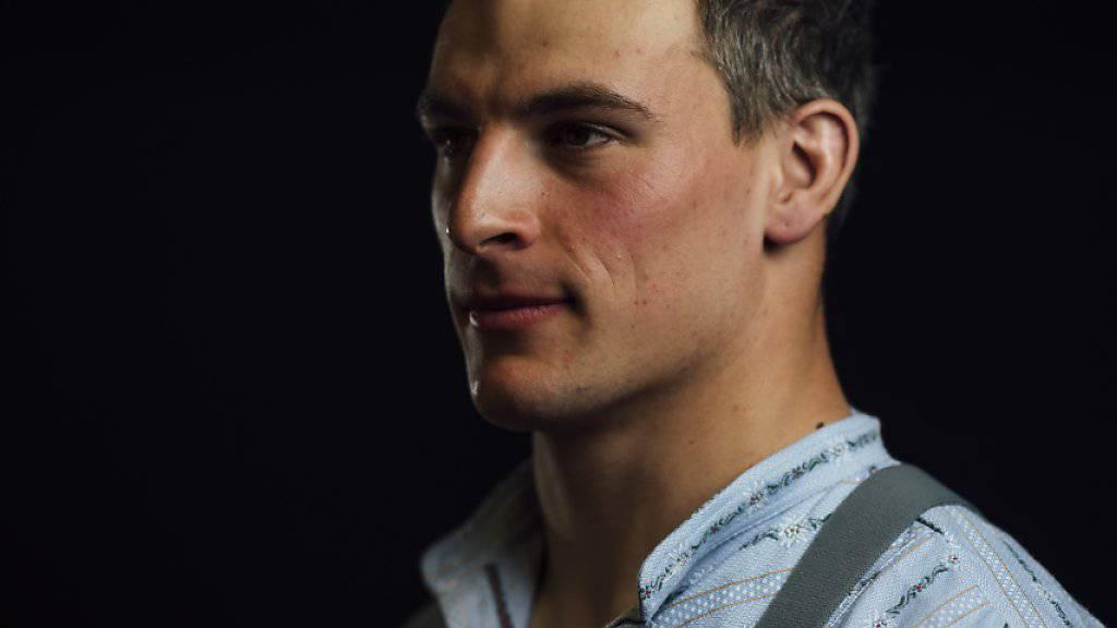 Samuel Giger fällt für das Bündner-Glarner Fest kurzfristig aus