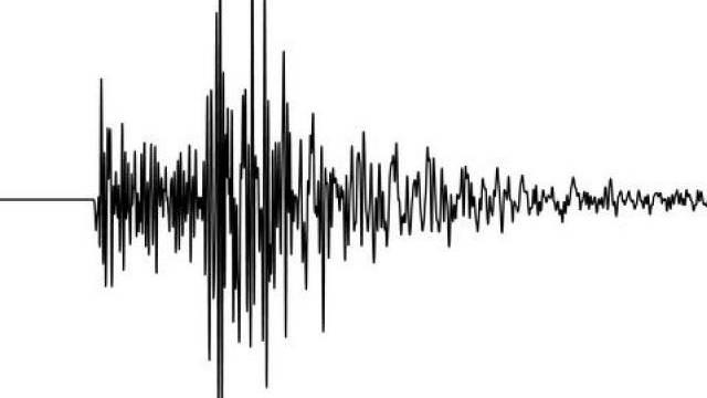 Seismogramm eines Erdbebens (Archivbild: ETH Zürich)