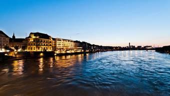 Das Trois Rois wird bald nicht mehr das einzige Fünfsterne-Haus in Basel sein.