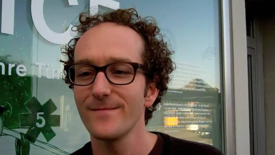 Marcus Casutt, Leiter Jugendförderung Kanton Solothurn, zieht ein Fazit zum «Open Office»
