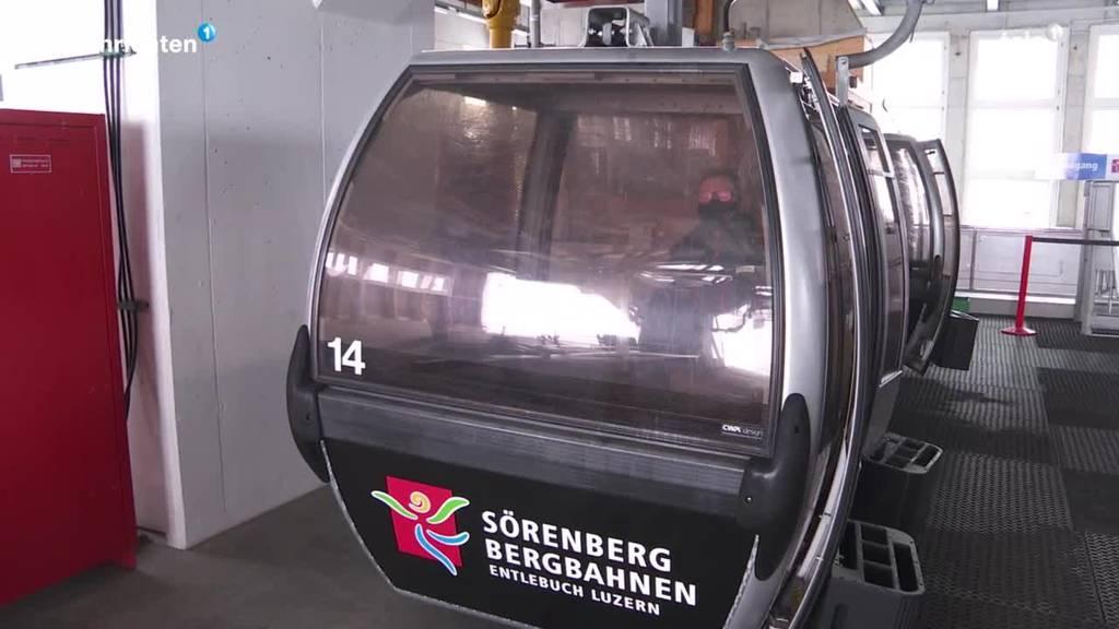Luzern lässt Skigebiete geschlossen – Sörenberg leidet