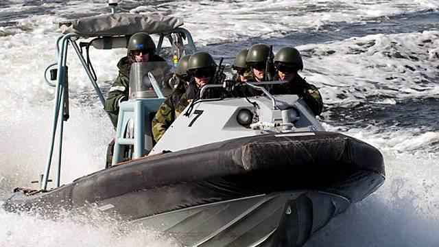 Anti-Pirateneinsatz vor Somalias Küste
