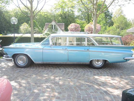 Buick Le Sabre 4dr, Station Wagen, Jahrgang 1959
