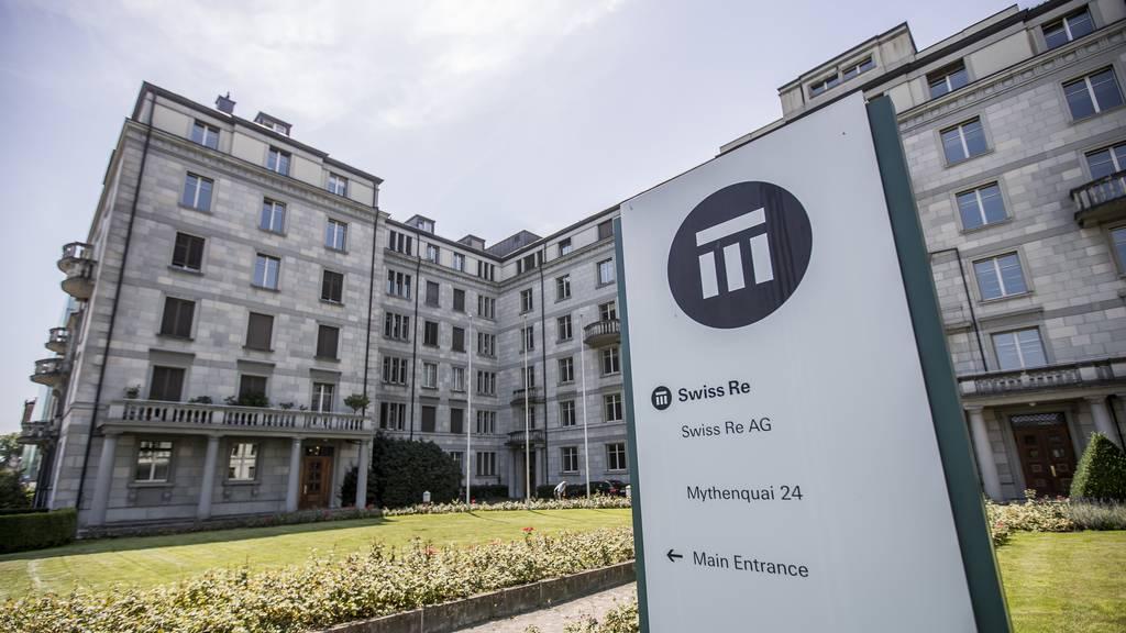 SwissRe verliert im ersten Halbjahr 2020 über eine Milliarde Dollar