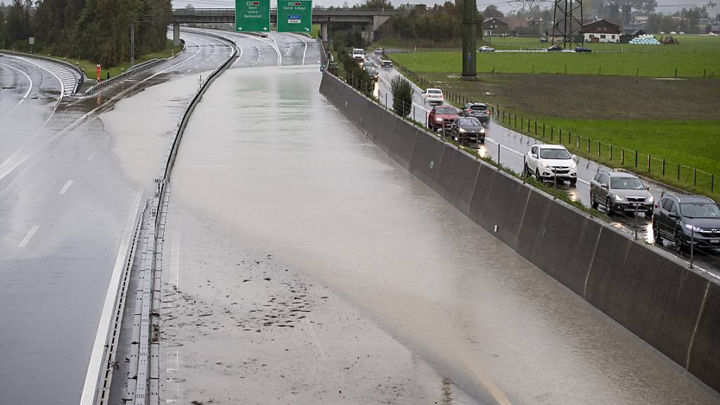 Uri braucht 3,5 Millionen Franken mehr für Hochwasserschutz