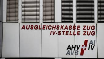 Die Ausgleichskasse in Zug.