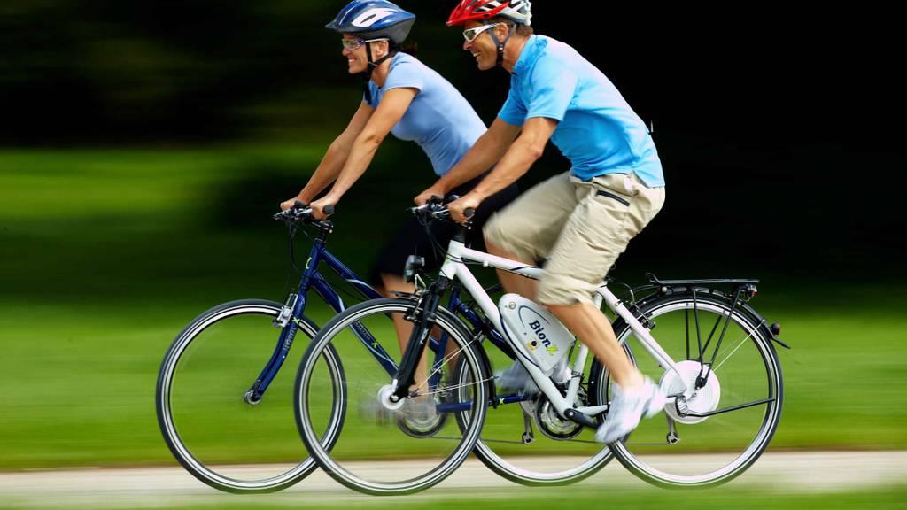 Mehr Risiko für E-Bike-Fahrer