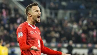 Schweiz Belgien Nations League