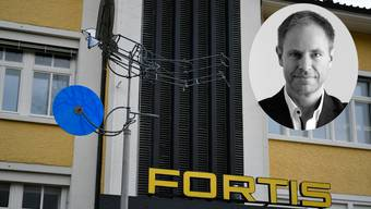 Lorenz Aebischer ist der neue Geschäftsführer der Fortis Watches AG.