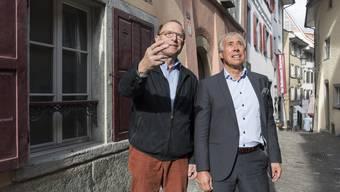 Zukunft der Aargauer Altstädte