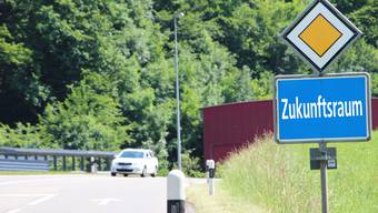 Zukunftsmusik: Aus Aarau soll eine Stadt mit 45000 Einwohnern und ebenso vielen Jobs werden.