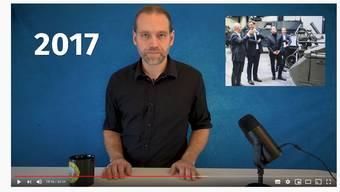 Der deutsche Panzermuseumsdirektor strahlt mit seinen Youtube-Videos weit über Norddeutschland hinaus.
