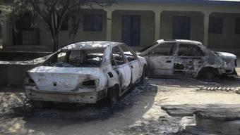 Die Sekte Boko Haram wird für zahlreiche Anschläge in Nigeria verantwortlich gemacht (Archiv)