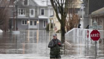 Angesichts der schweren Überschwemmungen im Osten Kanadas hat die Metropole Montréal den Notstand ausgerufen. (Archivbild)
