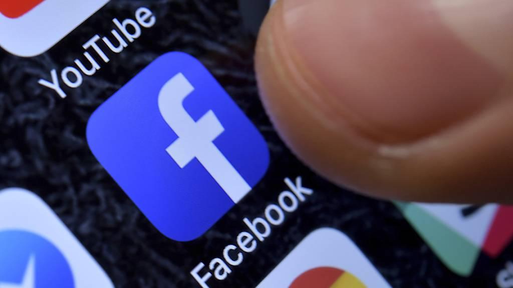 Die Zahl der monatlich aktiven Facebook-Nutzer nahm im letzten Quartal um acht Prozent auf 2,45 Milliarden zu. (Symbolbild)