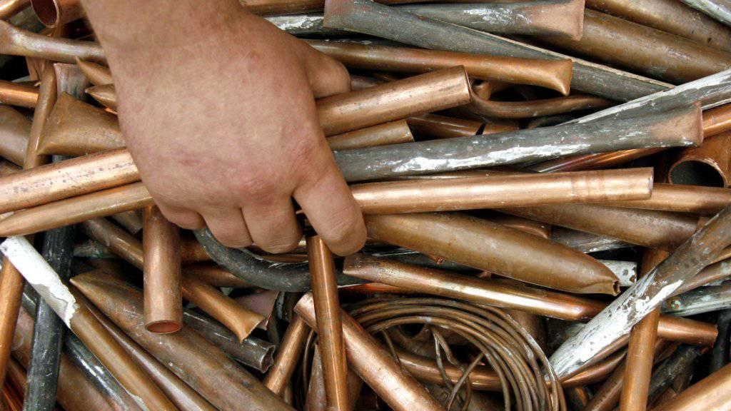 Glencore hat in der ersten Jahreshälfte etwas weniger Kupfer gefördert, aber mehr Kohle. (Symbolbild)