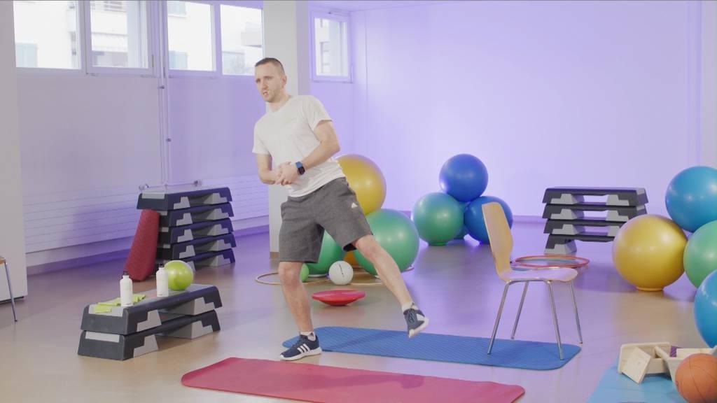 «Gymnastik im Wohnzimmer» vom 7. Oktober 2021