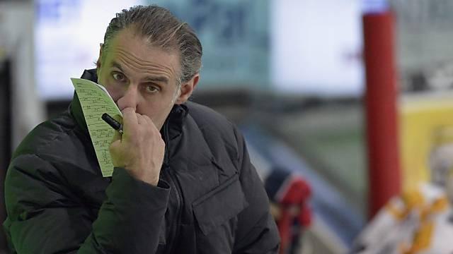 Klotens Headcoach Felix Hollenstein mit Niederlage beim Comeback