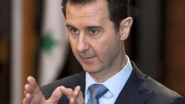 Syriens Herrscher Baschar al-Assad (Archiv)