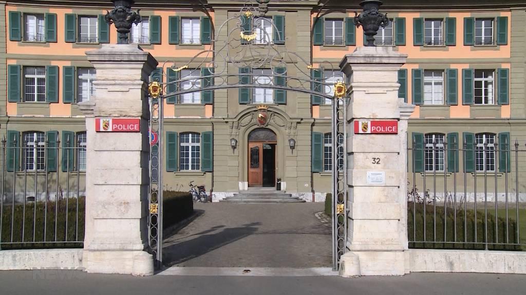 Kantonspolizei Bern schafft 360 neue Stellen