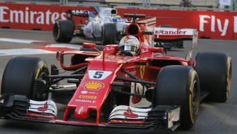 Sebastian Vettel droht Ungemach vom Weltverband