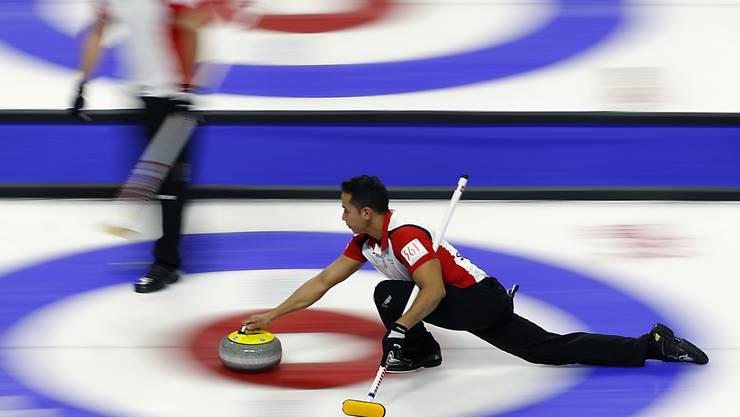 Im Curling werden 2020 bei den Frauen, den Männern und im Mixed-Doppel keine Titel vergeben