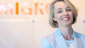 Seit dem 1. Juli im Amt: Migros-Präsidentin Ursula Nold.
