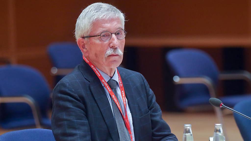Höchstes SPD-Gericht verhandelt über Sarrazins Parteiausschluss