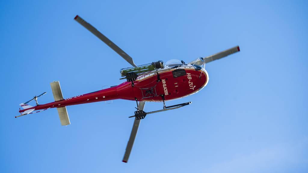 64-Jähriger Luzerner bei Wanderunfall verstorben