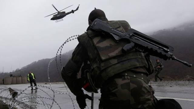 Schweizer beteiligen sich seit 1999 am KFOR-Einsatz
