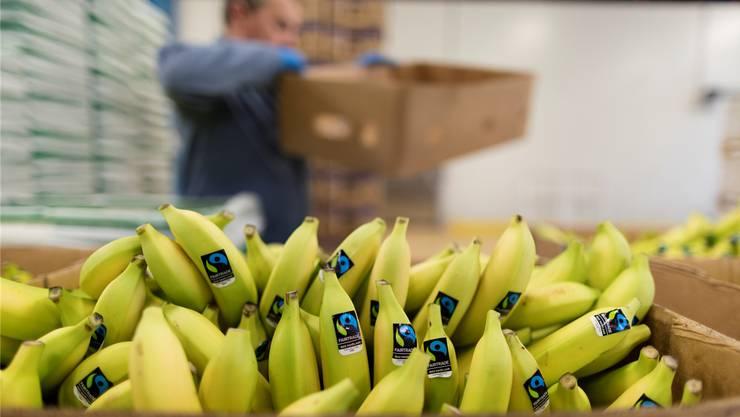 Die Initiative der Grünen will sicherstellen, dass zum Beispiel Bananen fair produziert werden.
