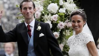 Pippa Middleton, die jüngere Schwester der britischen Herzogin Kate, erwartet ihr erstes Kind. (Archivbild)