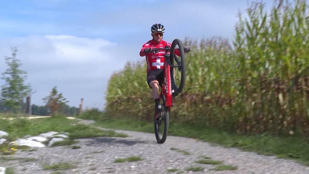 Mountainbike Superstar: Mathias Flückiger blickt auf seine bislang erfolgreichste Saison zurück