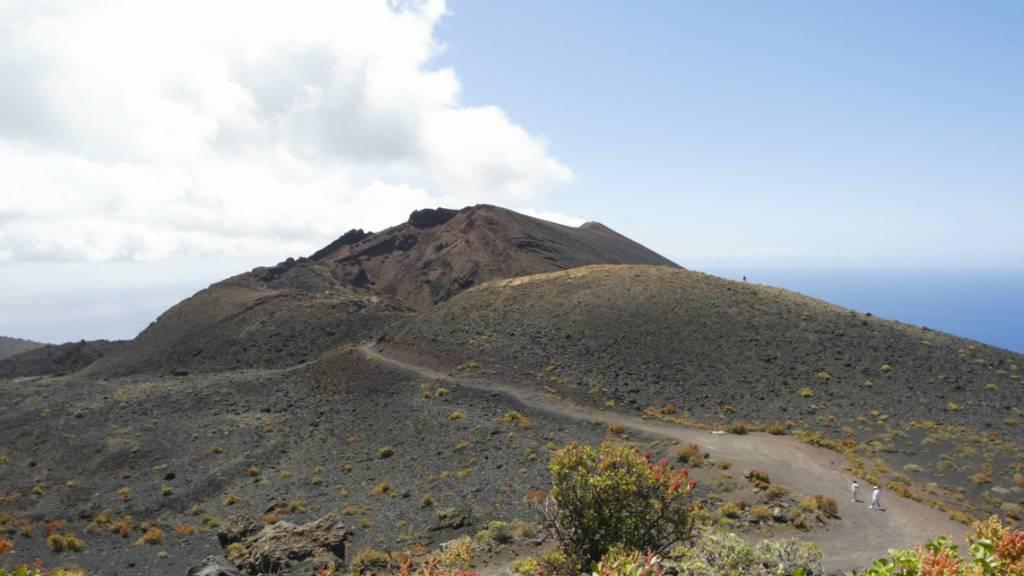 Kanareninsel La Palma befürchtet Vulkanausbruch