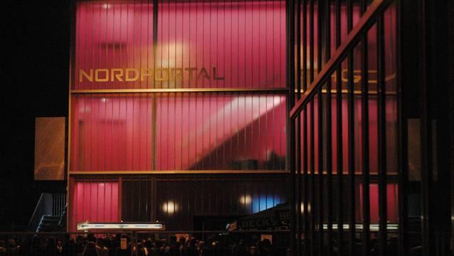 Der Club Nordportal in Baden (Archivbild).