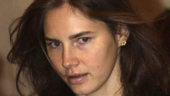 Amanda Knox' Biografie soll Ende April auf den Markt kommen (Archiv)