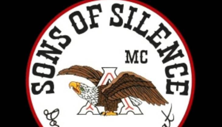 Abzeichen der Sons of Silence.