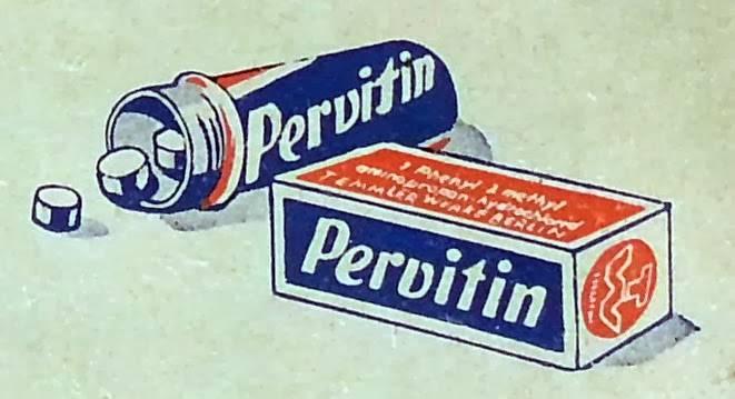Pervitin, Metamphetamin, die Wunderdroge der Wehrmacht. Sie hielt die Panzertruppen wach und war das Geheimnis hinter dem «Blitzkrieg».