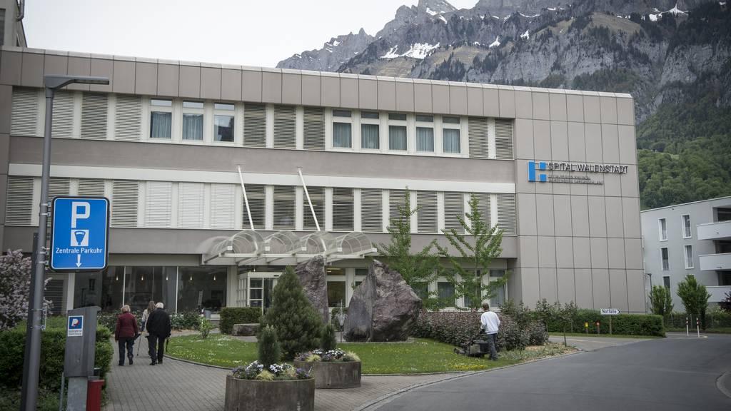 Gemeinden wollen Spital Walenstadt kaufen