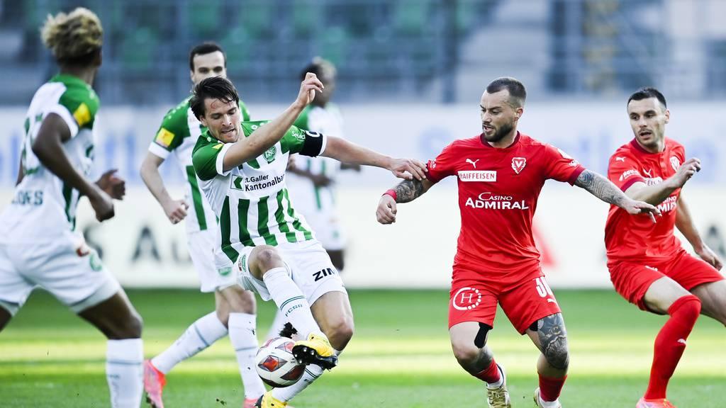 FC St.Gallen gibt ein Lebenszeichen von sich