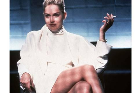 Lindsey Vonns Vorbild: Sharon Stone