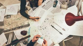 Die Tribeka-Karte ist modern und luftig. Gestaltet hat sie der englische Designer Donovan Gregory ZVG
