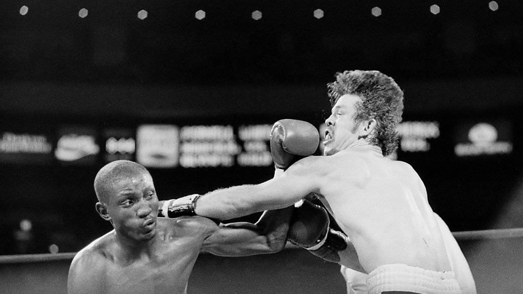 Ex-Weltmeister Whitaker 55-jährig gestorben