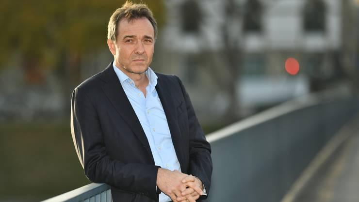 Guido Fluri ist neuer Ehrendoktor der Universität Luzern.