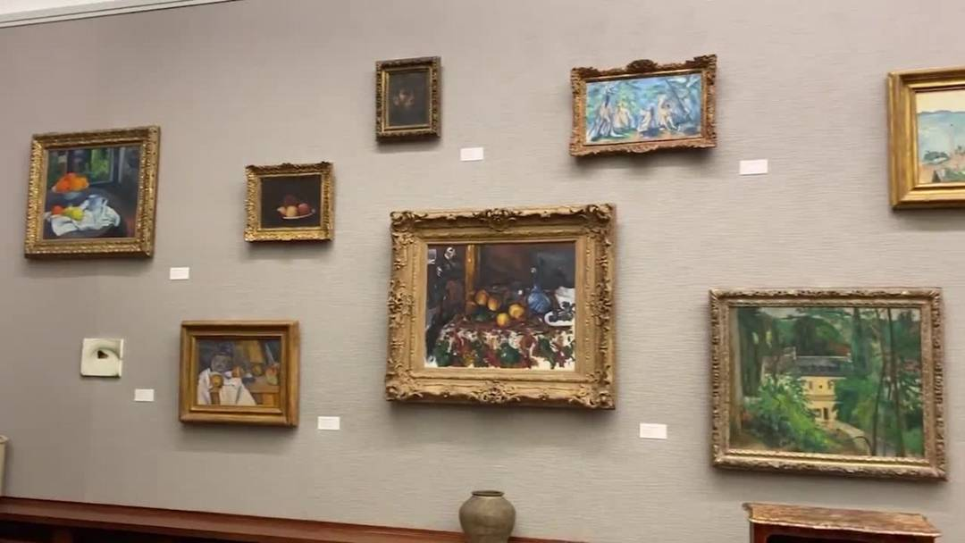 Ein Rundumblick durch die aktuelle Ausstellung «Herzkammer» im Museum Langmatt