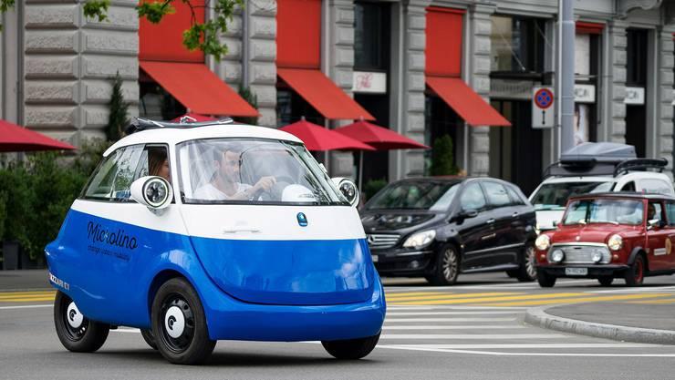 Auch kleinere Marken profitieren vom Boom des Elektroantriebs.